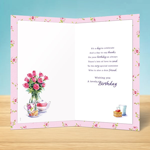 Birthday Card Wish Someone Special