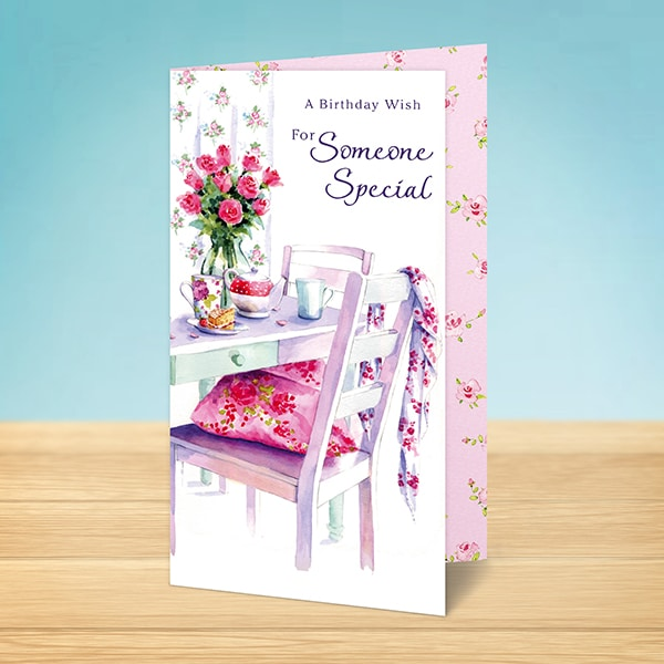 birthday card birthday wish someone special - Special Birthday Cards