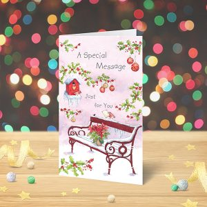 A special message Christmas