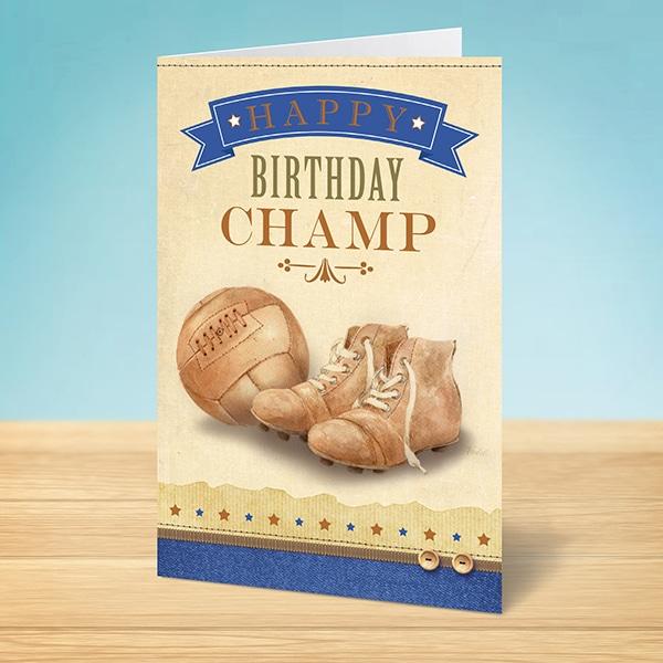 Birthday Champ