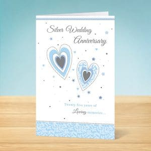 Silver Wedding 25 Years