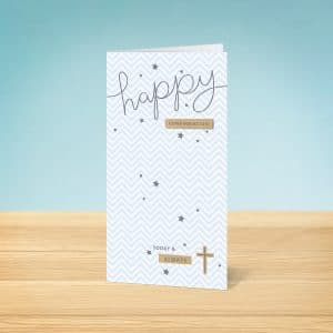Happy Confirmation Card Front