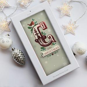 Charity christmas cards ireland robin