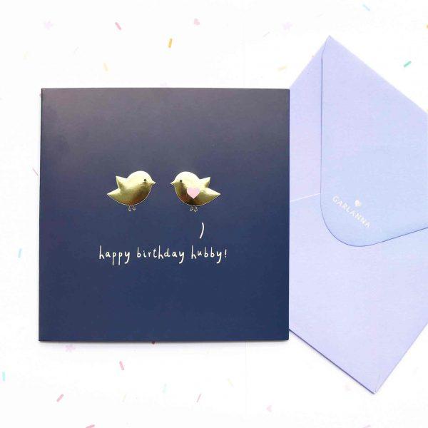 Little moments husband birthday card garlanna greeting cards husband birthday husband birthday bookmarktalkfo Gallery