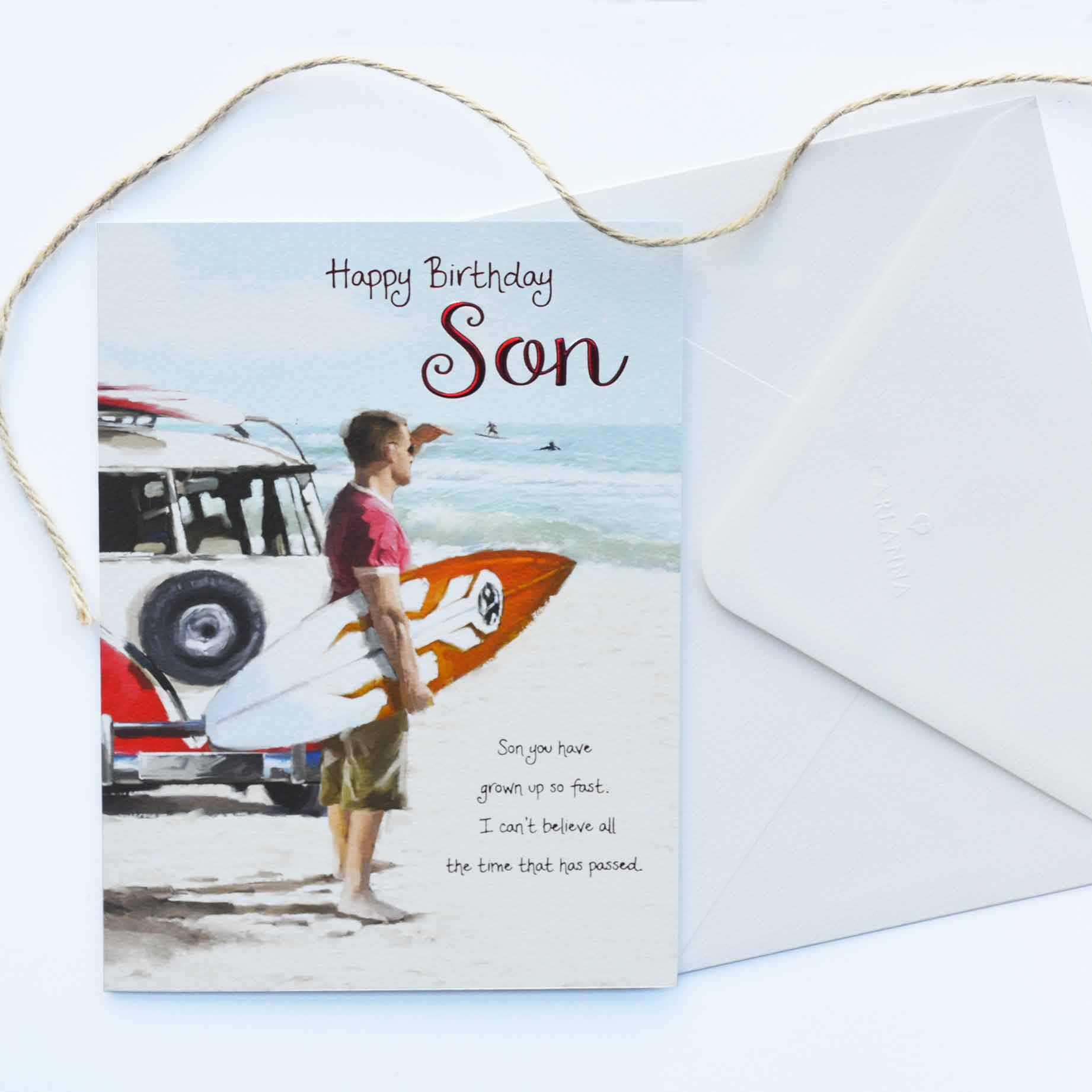 Post Navigation Words Of Warmth Son Birthday Card