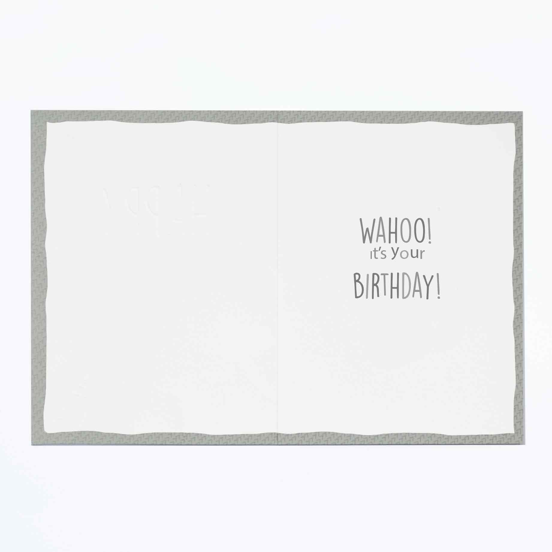 Just to say a special happy birthday garlanna greeting cards just to say birthday card bookmarktalkfo Images