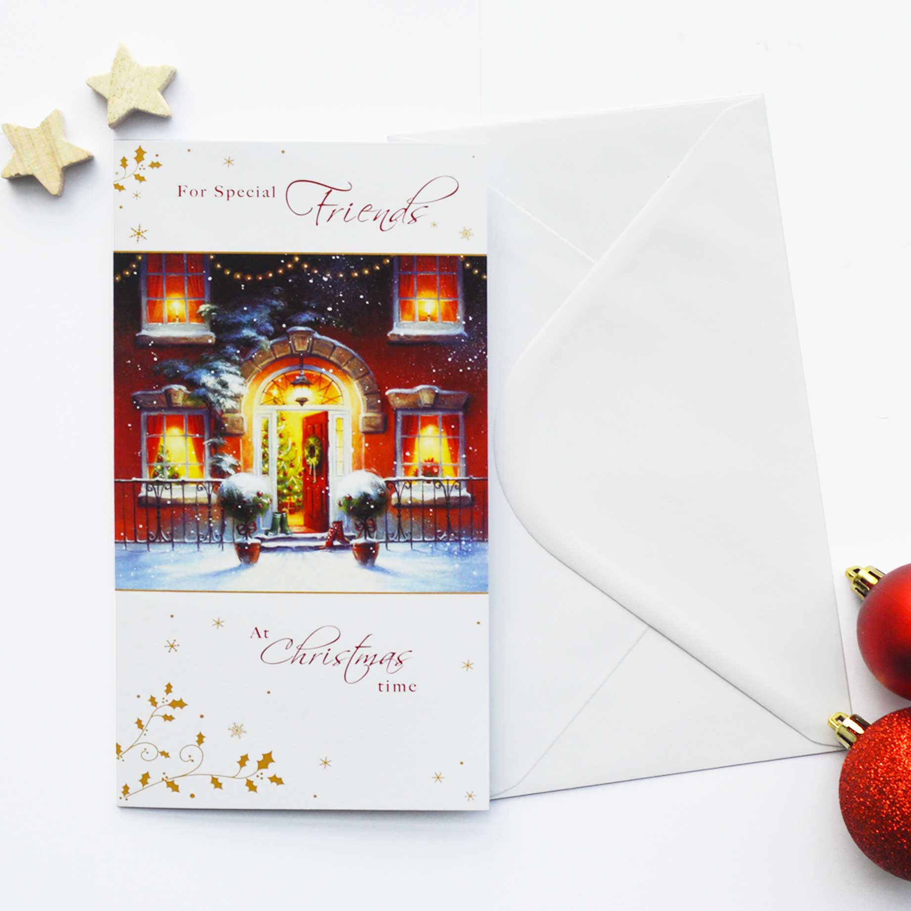 Send this lovely christmas card to special friends at christmas time special friends special friends kristyandbryce Gallery