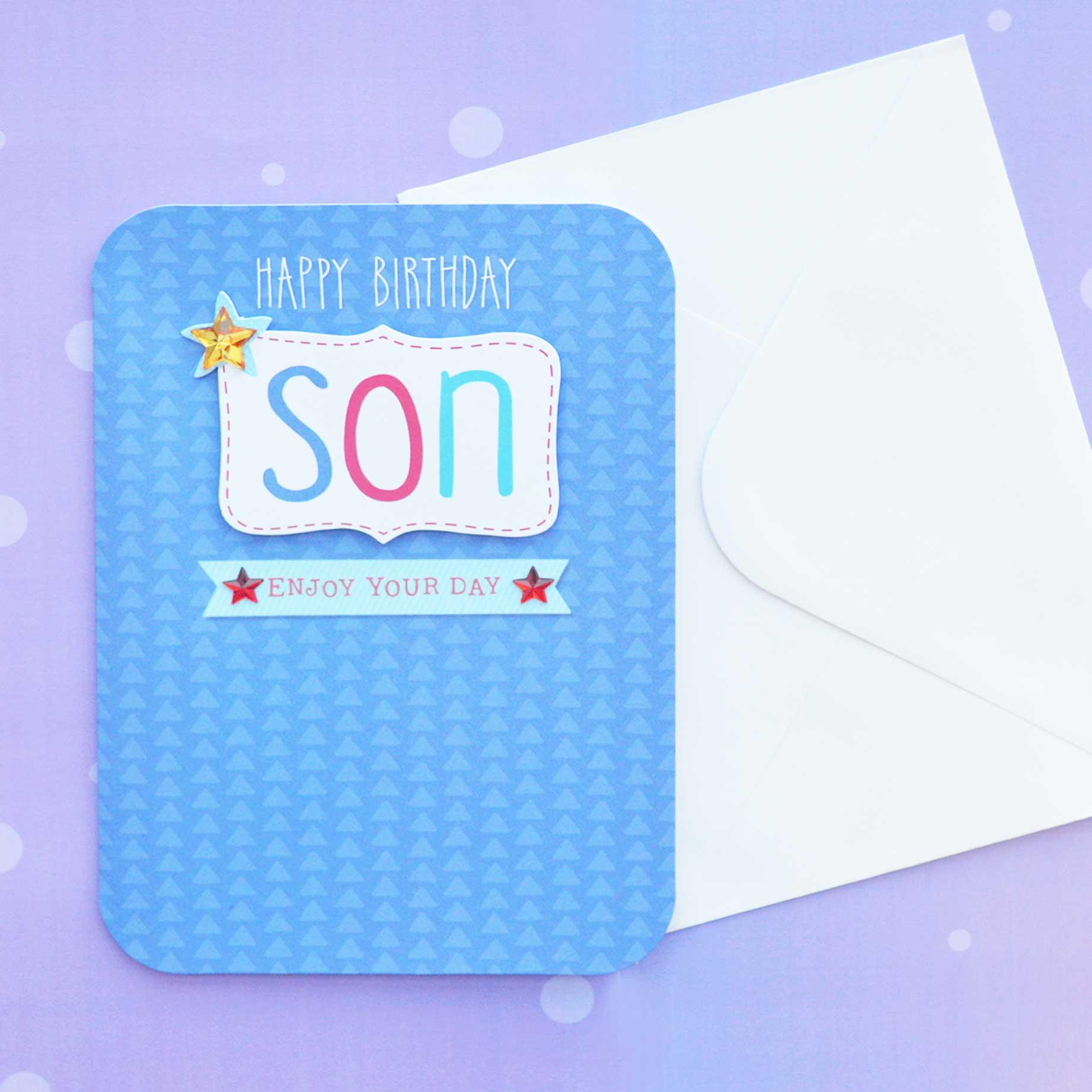 son birthday
