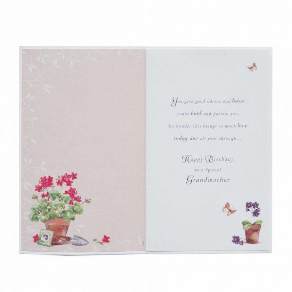 Birthday Card Grandmother