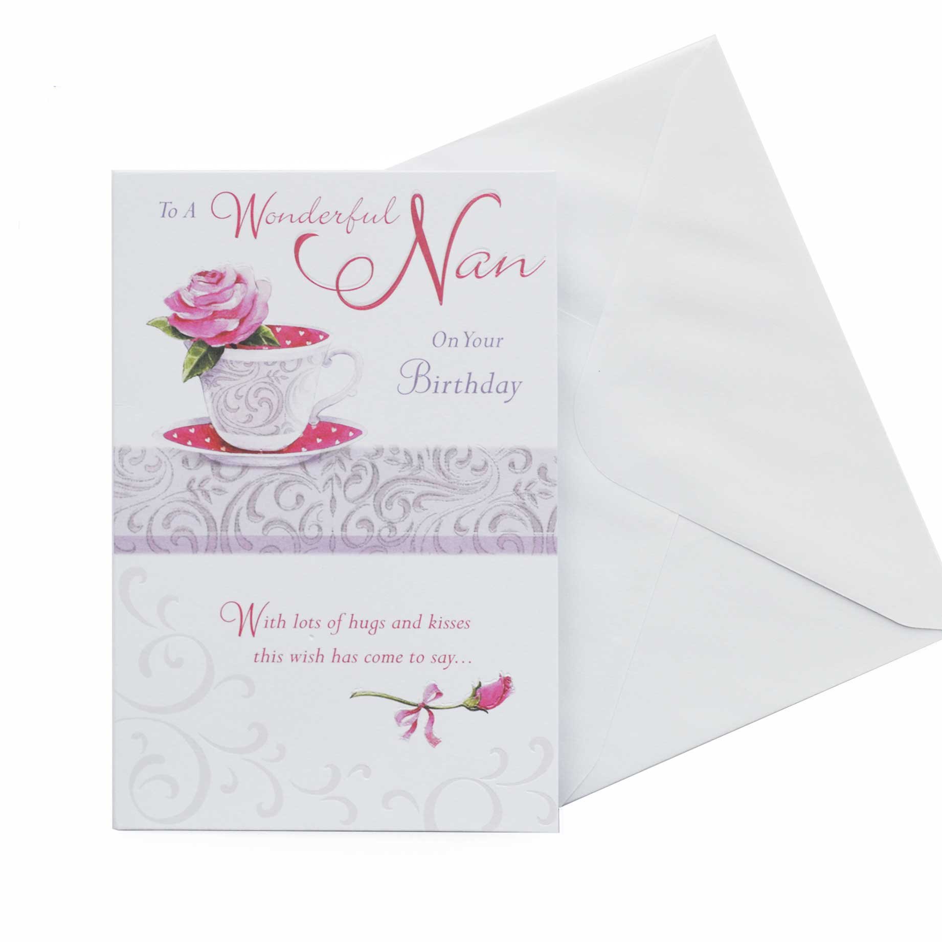 Birthday Card Nan Garlanna Greeting Cards