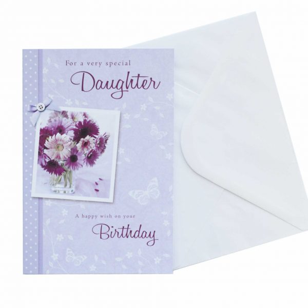Birthday Card Special Daughter G1592 Front