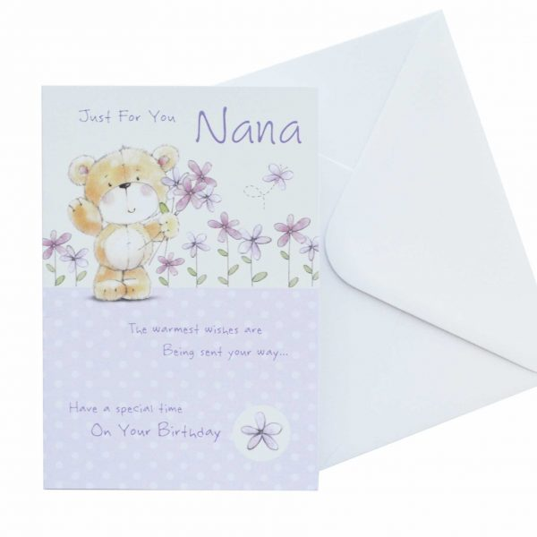Birthday Card Nanna
