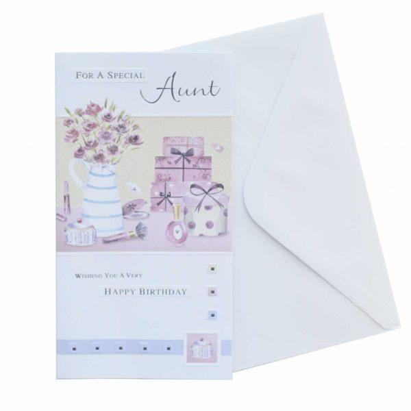 Birthday Card Aunt