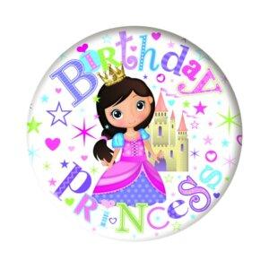 Birthday Princess <br/> Small Badge